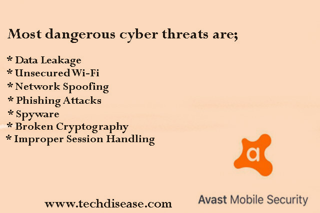 Sources of Threats Avast Mobile Security Pro Reveals