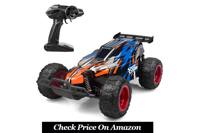 Jeypod High-Speed Remote Control Car