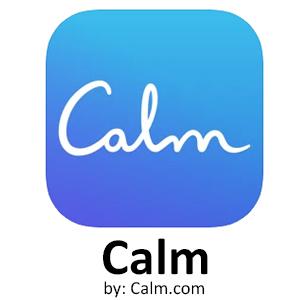calm--logo-for-best-mental-health-apps
