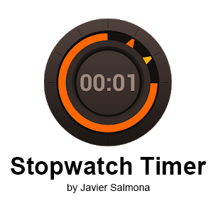 Stop-watch-timer-app-icon